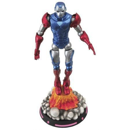 E se? Capitão América Marvel Select - Diamond