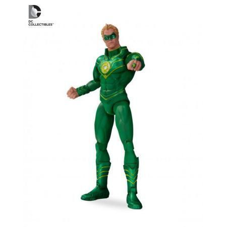 Earth 2 Green Lantern (Lanterna Verde) - DC Collectibles