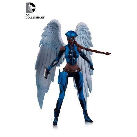 Earth 2 Hawkgirl (Mulher Gavião) - DC Collectibles