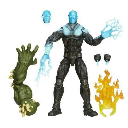 Electro Marvel legend infinite - Hasbro
