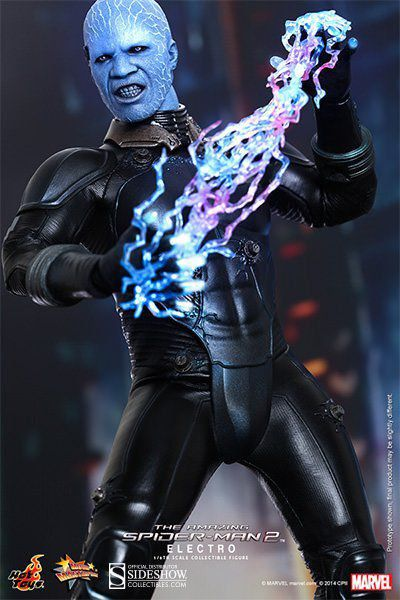 Boneco Electro: O Espetacular Homem-Aranha 2 Escala 1/6 - Hot Toys - CD