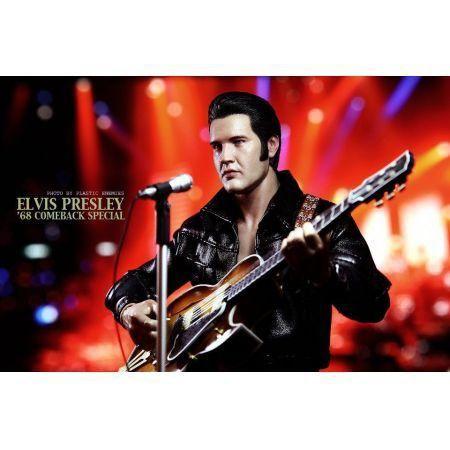 """Elvis Presley """"68 comeback special"""" escala 1:6 - Enterbay"""