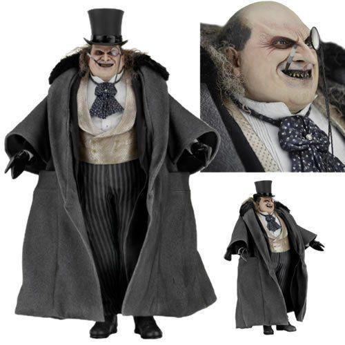 Boneco Mayoral Pinguim Penguin Danny DeVito: Batman O Retorno Escala 1/4 - NECA