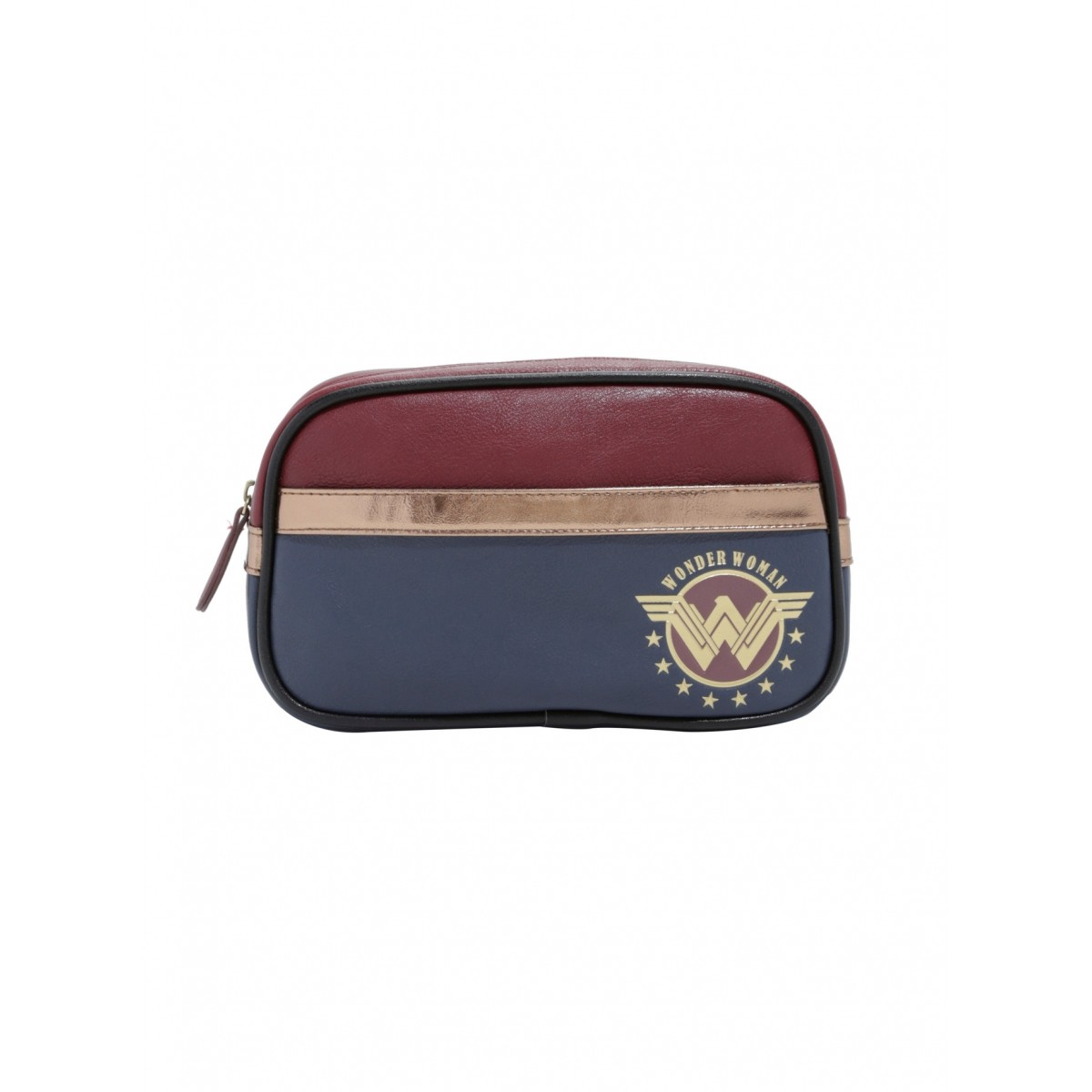Bolsa de Maquiagem (Makeup Bag) Mulher Maravilha (Wonder Woman): DC Comics