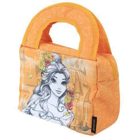 EM BREVE: Bolsa Térmica (Lancheira) Princesa Bela