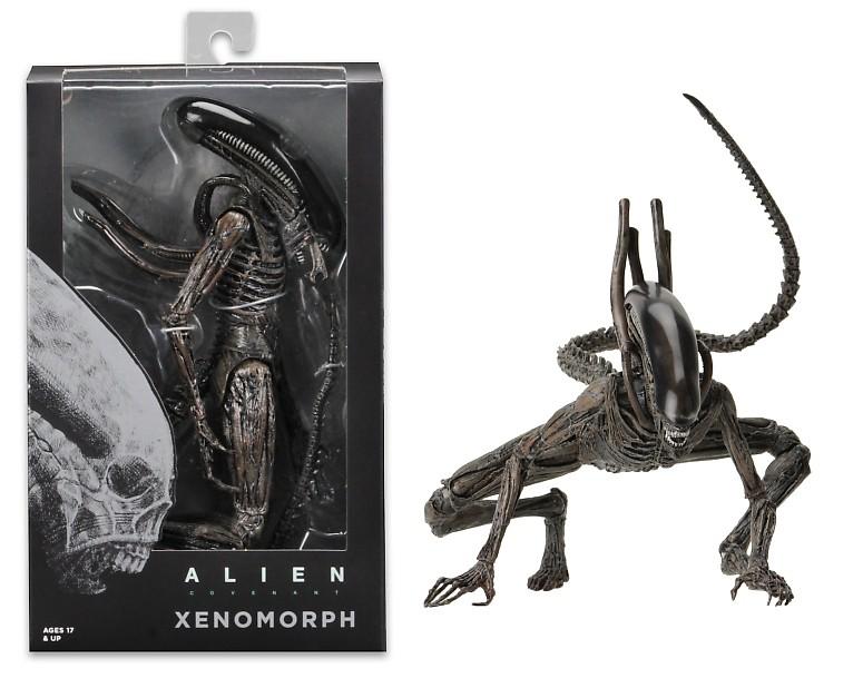 Boneco Alien Xenomorph: Alien Covenant - NECA