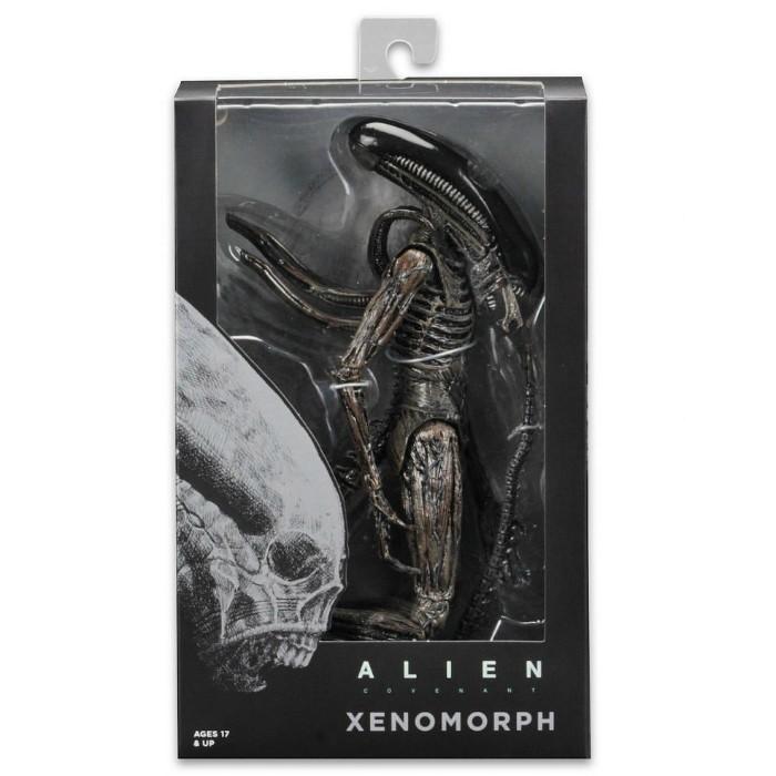 Boneco Alien Xenomorph: Alien Covenant - NECA  - Toyshow Geek e Colecionáveis Tudo em Marvel DC Netflix Vídeo Games