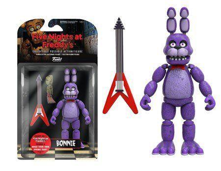 Funko Boneco Bonnie: Five Nights At Freddy's (FNAF) - Funko