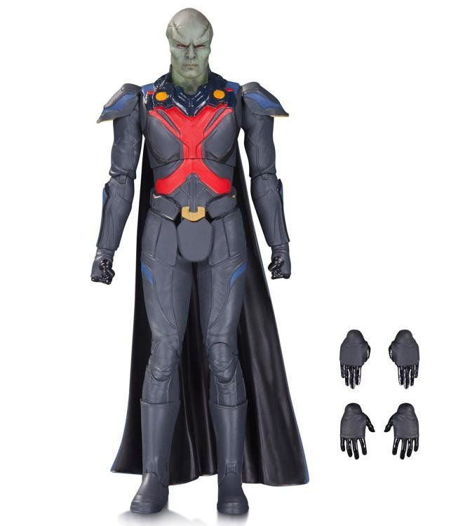 Boneco Caçador de Marte (Martian Manhunter): Série de TV (Supergirl TV Series) - DC Collectibles