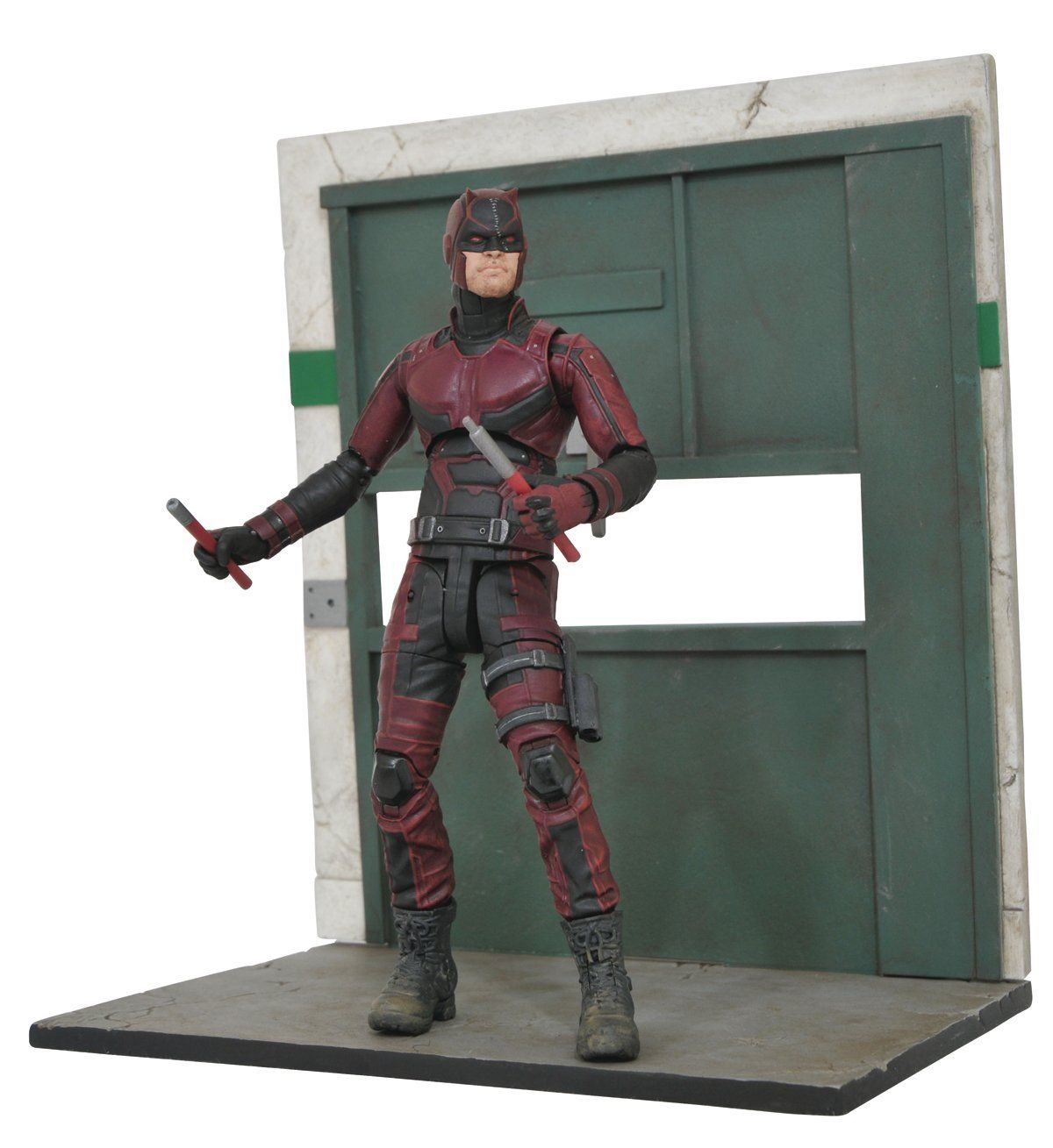 Boneco Daredevil: Marvel Select - Diamond Select