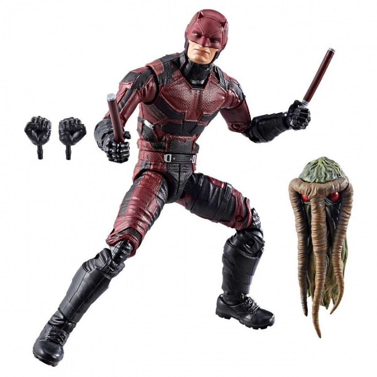 Boneco Demolidor (Daredevil): Marvel Legends - Hasbro