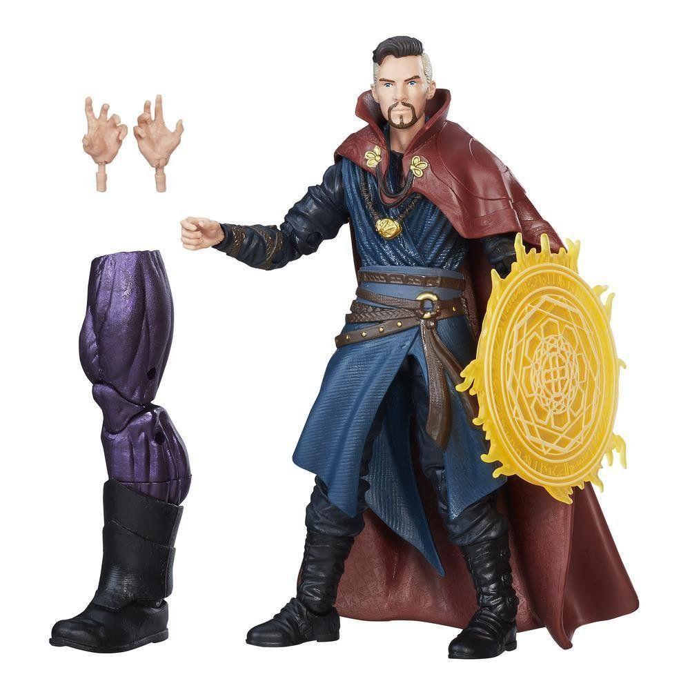Boneco Doutor Estranho (Doctor Strange): Marvel Legends - Hasbro