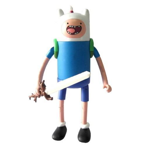 Boneco Finn: Adventure Time - Jazwares