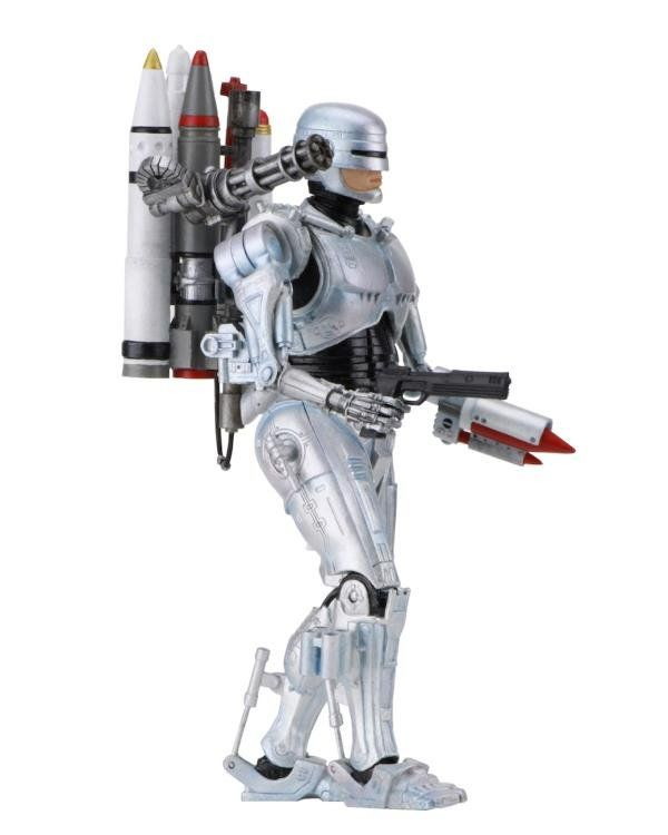 Boneco Future RoboCop Ultimate Edition - Robocop Vs Terminator 7'' Series 1 - neca