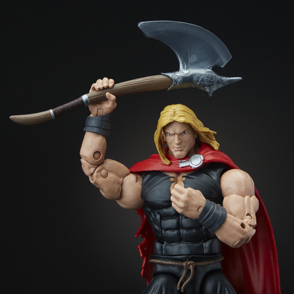 EM BREVE: Boneco Guerreiros dos Noves Mundos: The Mighty Thor Marvel Legends - Hasbro