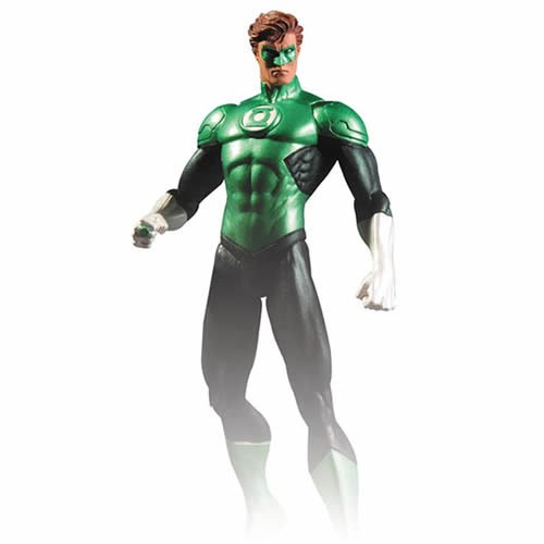EM BREVE: Boneco Hal Jordan Lanterna Verde (Green Lantern): Liga da Justiça New 52 - DC Collectibles