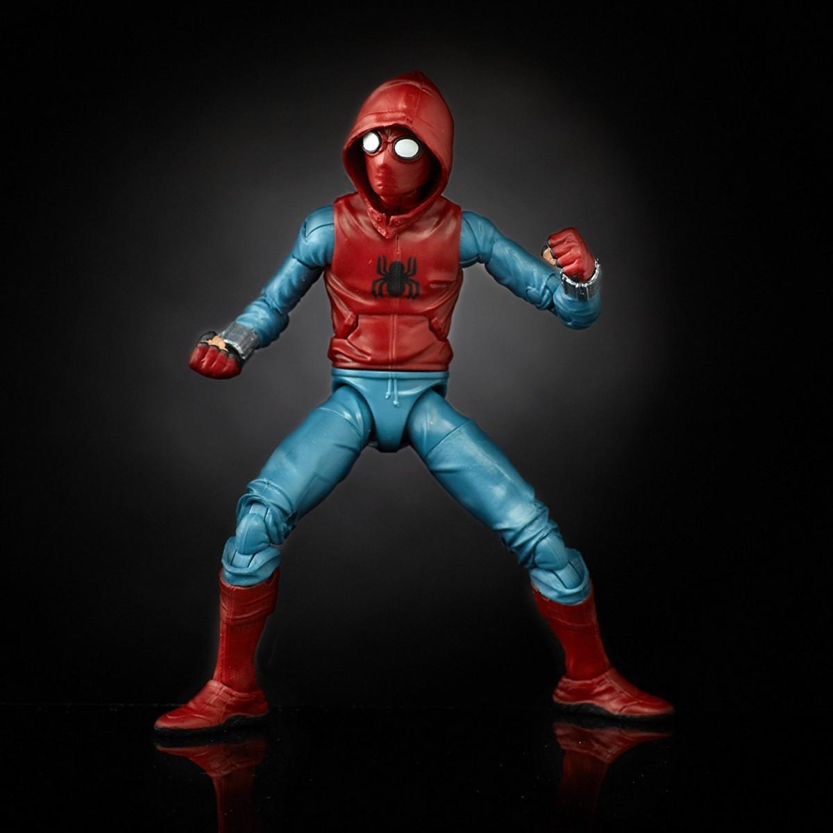 EM BREVE: Boneco Homem-Aranha (Spider-Man) Uniforme Caseiro: Homem-Aranha De Volta ao Lar (Spider-Man Homecoming) Marvel Legends - Hasbro