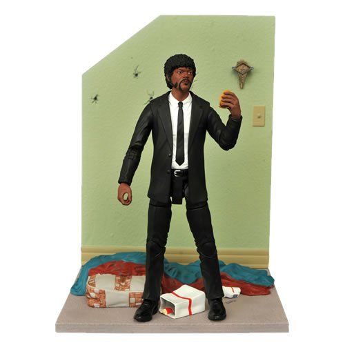 Boneco Jules Winnfield: Pulp Fiction - Diamond Select