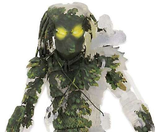 Boneco Predador / Predator Jungle Demon: Predador (Predator) 1987 30th Anniversary Series 9 - NECA