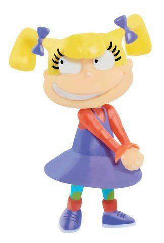 EM BREVE: Boneco Rugrats: Os Anjinhos: Nick 90's 3 inch Collector Figure Pack (Set de 5)