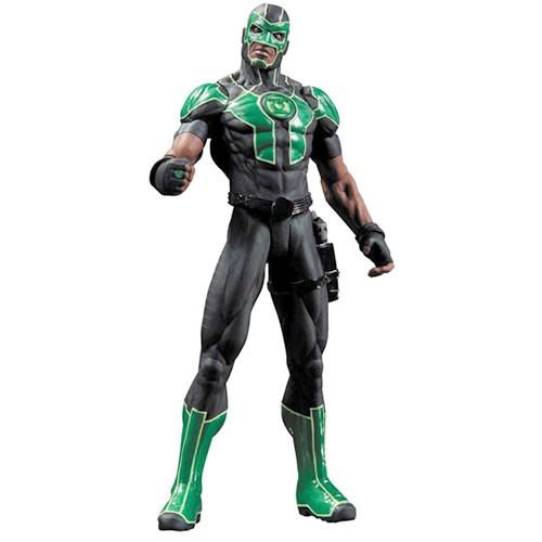 EM BREVE: Boneco Simon Baz Lanterna Verde (Green Lantern): Liga da Justiça New 52 - DC Collectibles