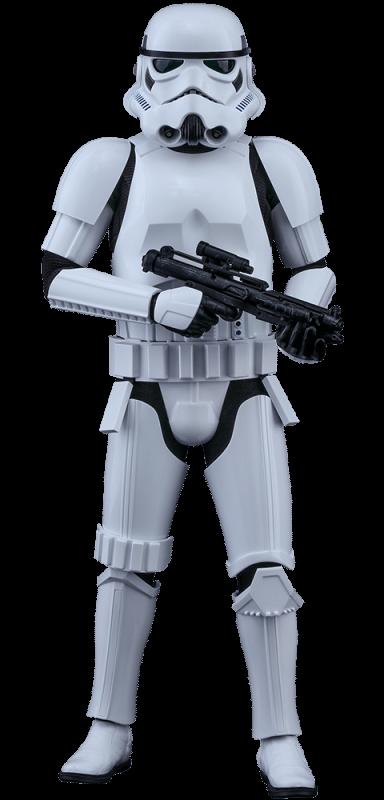 Boneco Stormtrooper: Rogue One: Uma História Star Wars Escala 1/6 - Hot Toys - CD