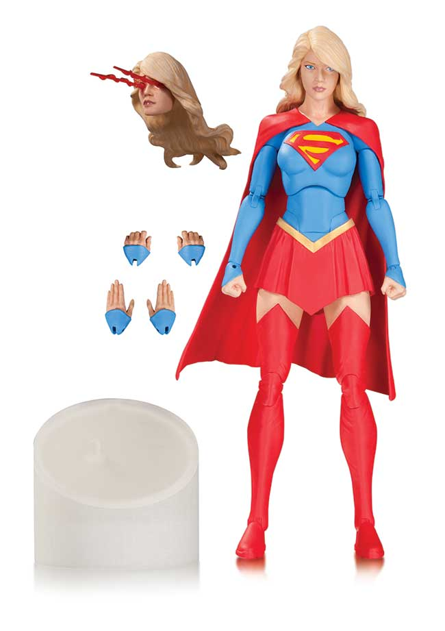 Boneco Supergirl: DC Icons - DC Collectibles