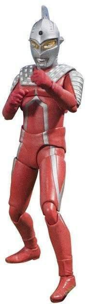 Boneco Ultraman (Ultraseven): S.H Figuarts - Bandai