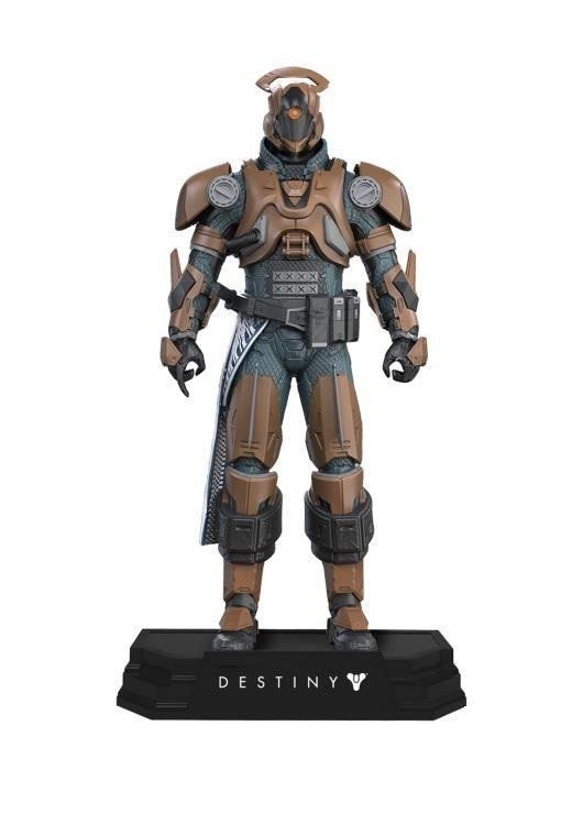 Boneco Vault Of Glass Titan: Destiny Color Top Series - Mcfarlane Toys