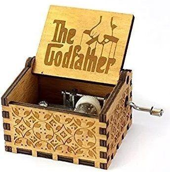 Caixa De Música O Poderoso Chefão (The Godfather) - EV