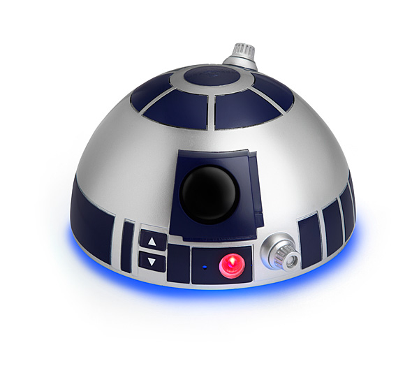 Caixa de Som R2-D2: Star Wars Bluetooth Speakerphone