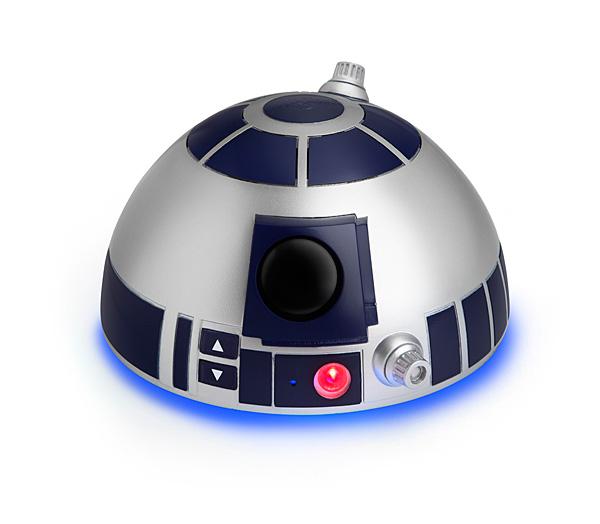 Caixa de Som R2-D2: Star Wars Bluetooth Speakerphone