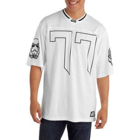Camiseta Stormtrooper Futebol Americano: Star Wars (Trooper Football Jersey)