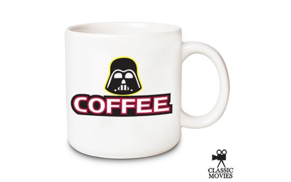 Caneca Darth Vader (Coffee Vader): Star Wars