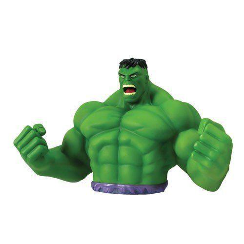 Cofre Busto Hulk: Marvel - Monogram
