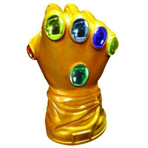 Cofre Manopla do Infinito (Infinity Gauntlet): Thanos Exclusive Version - Monogram