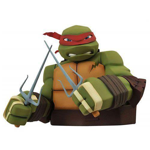 Cofre Raphael: Tartarugas Ninja - Diamond Select