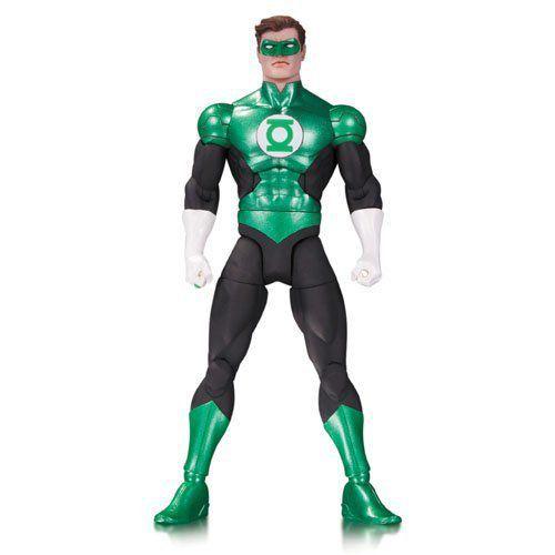 Boneco Green Lantern (Lanterna Verde) (by Greg Capullo): DC Comics - DC Collectibles