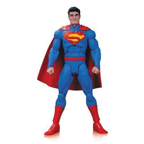 Boneco Superman: DC Comics (by Greg Capullo) - DC Collectibles