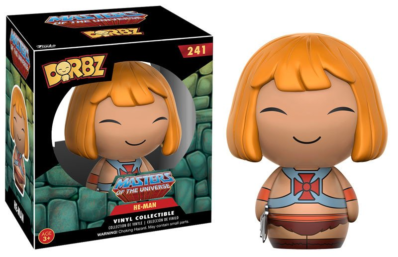 Dorbz: Masters Of The Universe: He-Man #241 - Funko