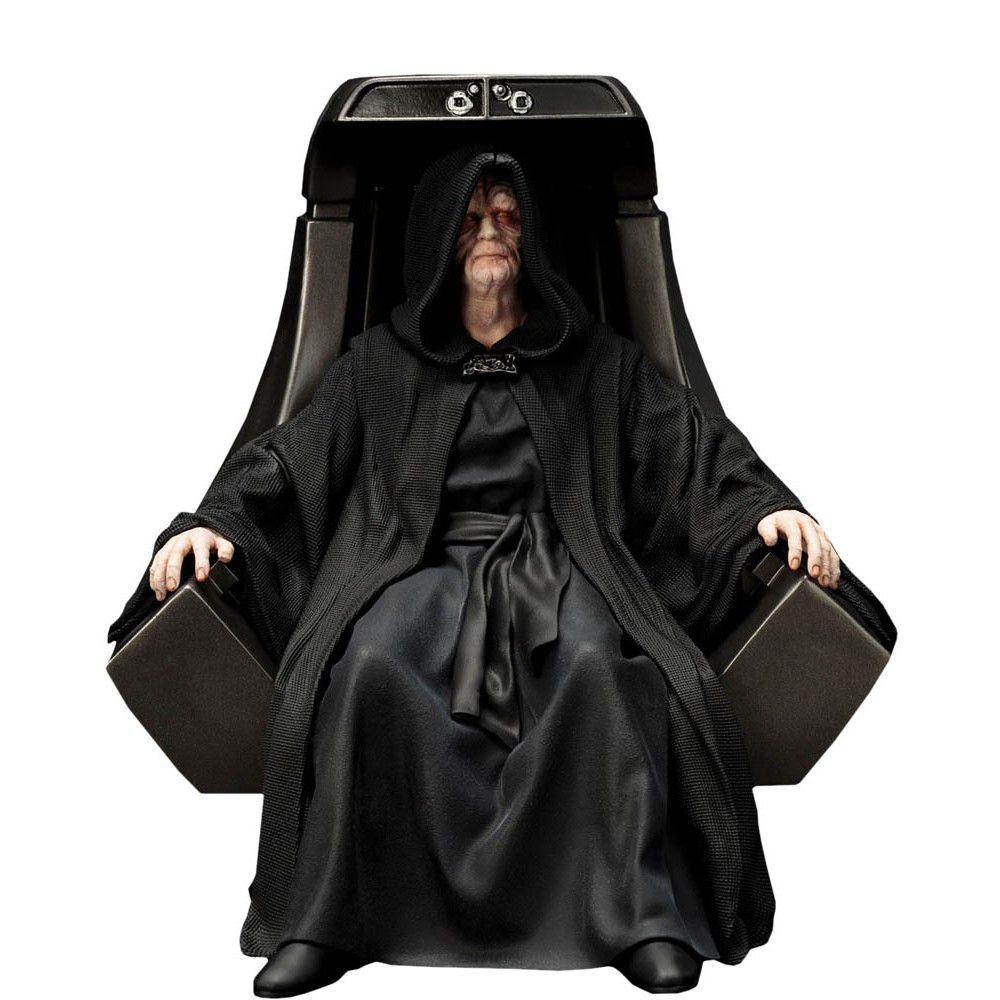 Estátua Emperor Palpatine: Star Wars Return of the Jedi  ArtFX+ 1/10 - Kotobukiya (Apenas Venda Online)