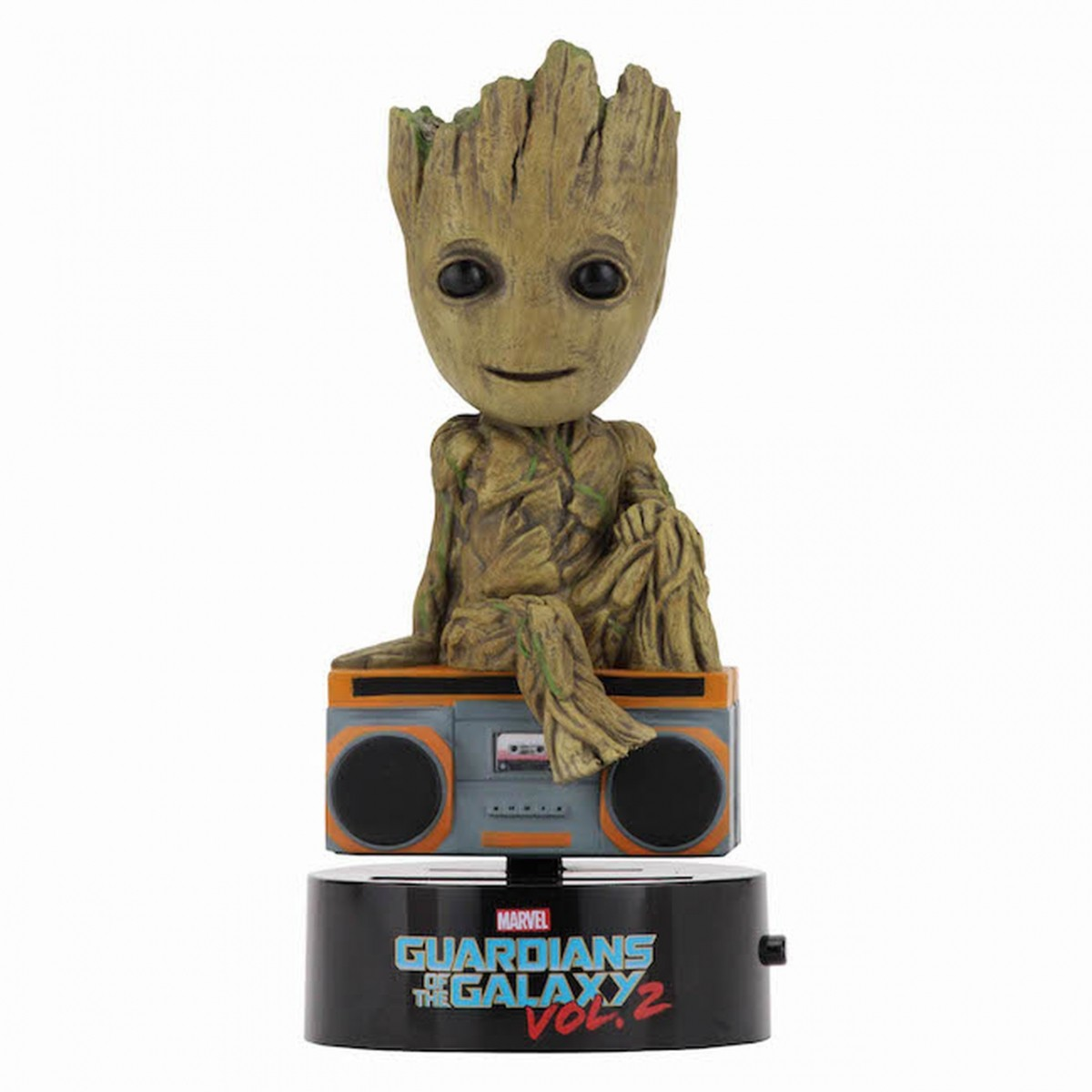 Estátua Groot: Guardiões da Galáxia Vol. 2 Body Knocker - Neca