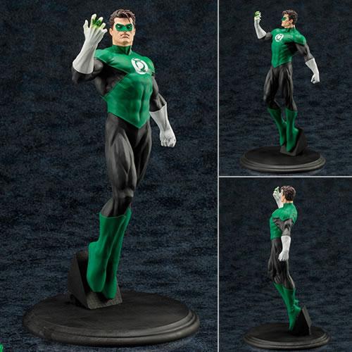 Estátua Lanterna Verde (Green Lantern): DC Comics ArtFX Statue Escala 1/6 - Kotobukiya