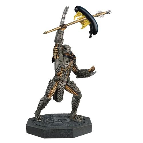 EM BREVE: Estátua Scar Predador / Predator: The Alien & Predator (Alien Vs. Predador / Predator) Collection #02 - Eaglemoss Publications
