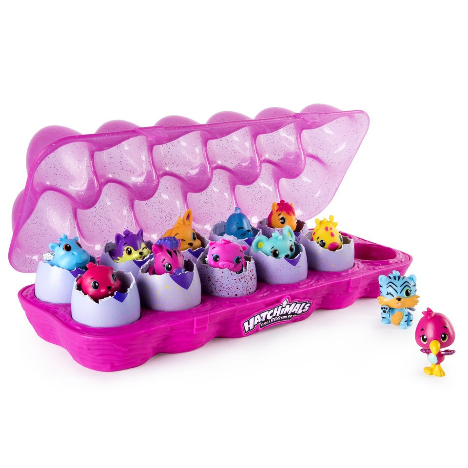 Hatchimals Colleggtibles Egg Carton Pack (Set de 12)