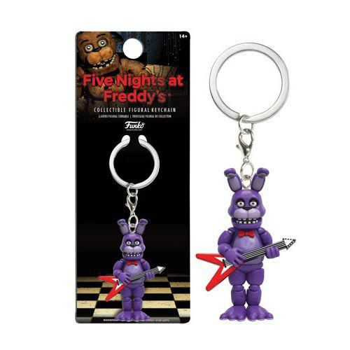 Funko Keychains (Chaveiro) Bonnie: Five Nights At Freddy's (FNAF) - Funko