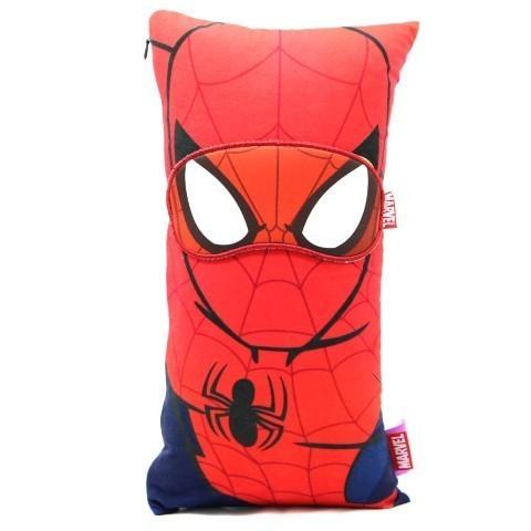 Kit Almofada e Máscara Homem-Aranha (Spider-Man)