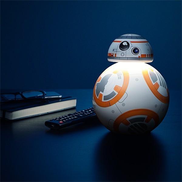 Luminária de Mesa BB-8: Star Wars: O Despertar da Força