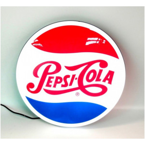 Luminária Pepsi-Cola