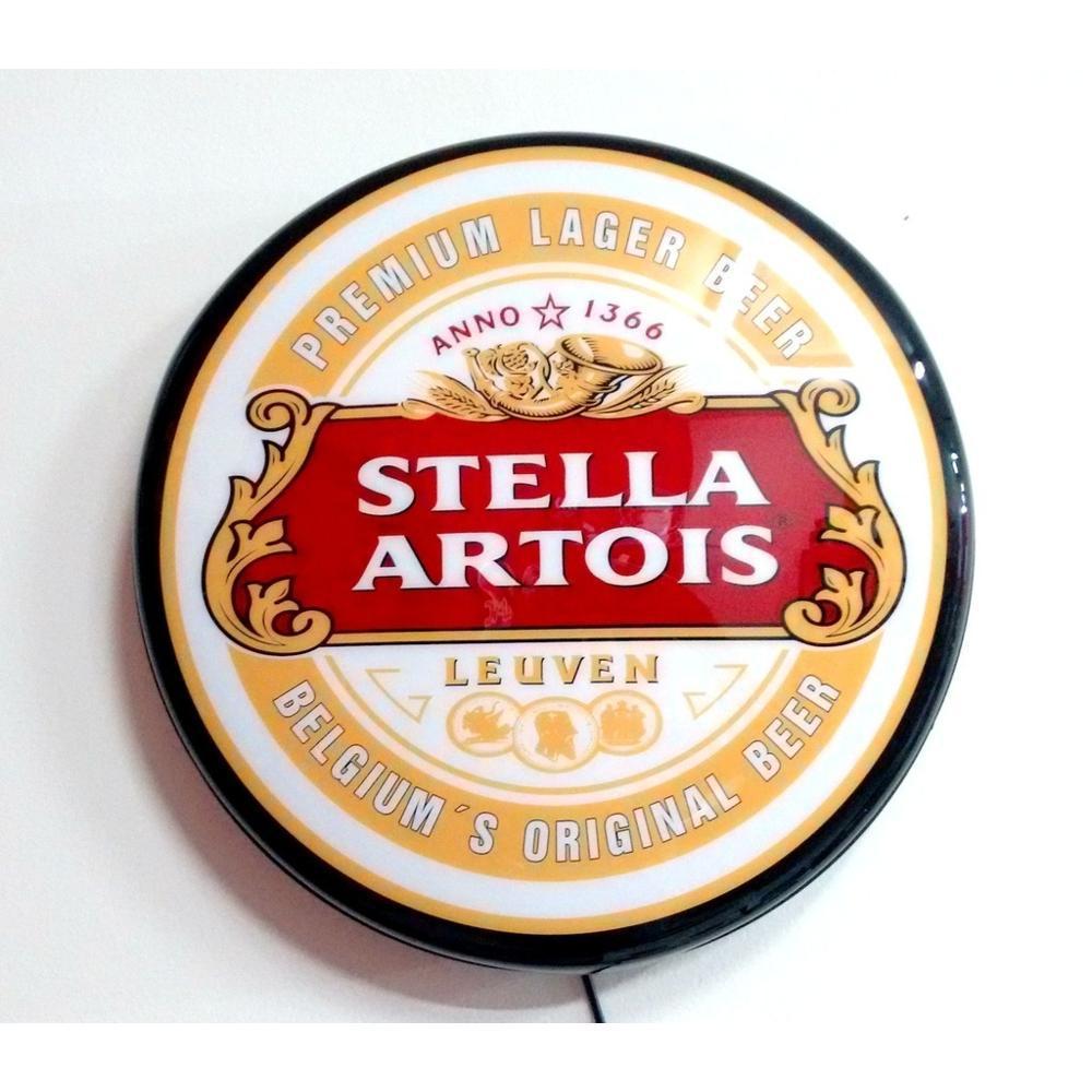 Luminária Stella Artois